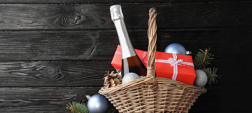 Catálogo cestas de natal