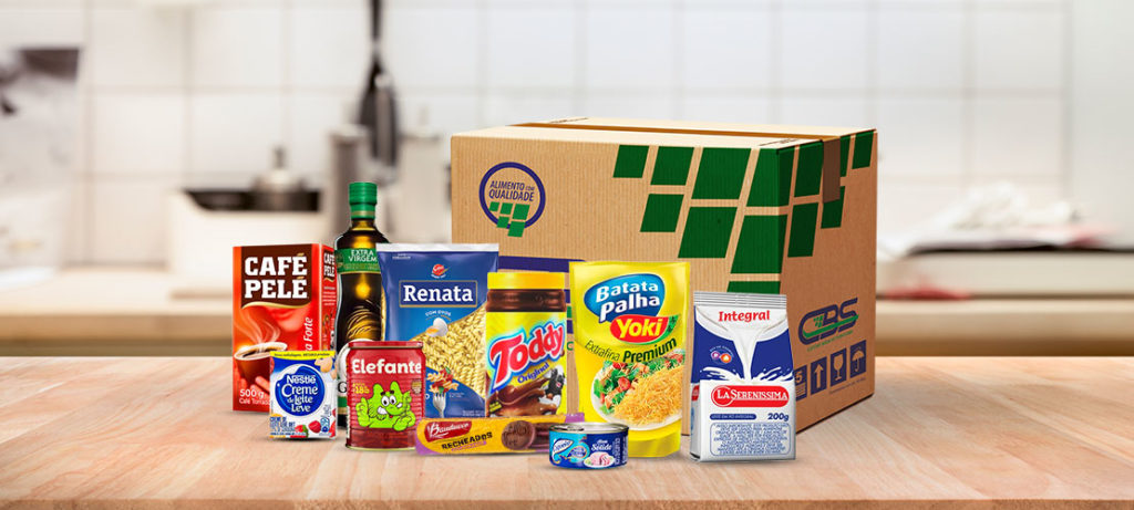 Quantos e quais são os itens da cesta básica?